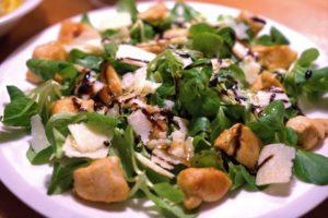 Salade, Mâche, Parmesan, Santé, Frais, Légumes