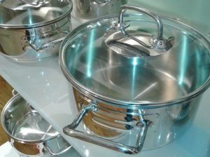 stainless steel diches